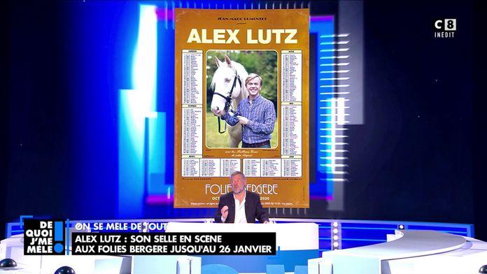 Alex Lutz : Son nouveau one man sur la scène des Folies Bergère