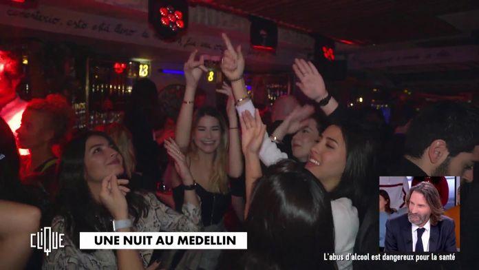 Une nuit au Medellin Paris