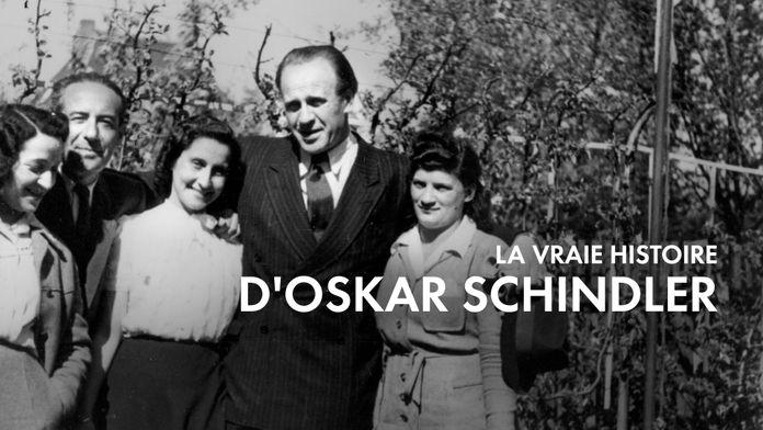 La vraie histoire d'Oskar Schindler
