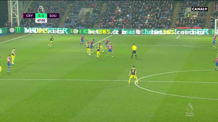 Le résumé de Crystal Palace - Southampton