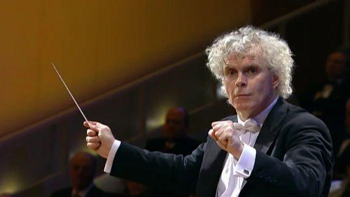 Moussorgski et Borodine dirigiés par Sir Simon Rattle
