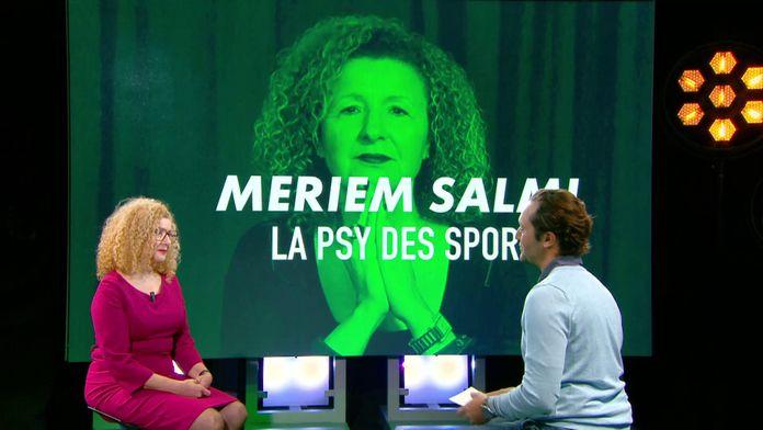 Le mental, avec Meriem Salmi