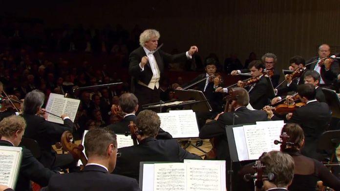 Rachmaninov et Rodrigo dirigés par Sir Simon Rattle