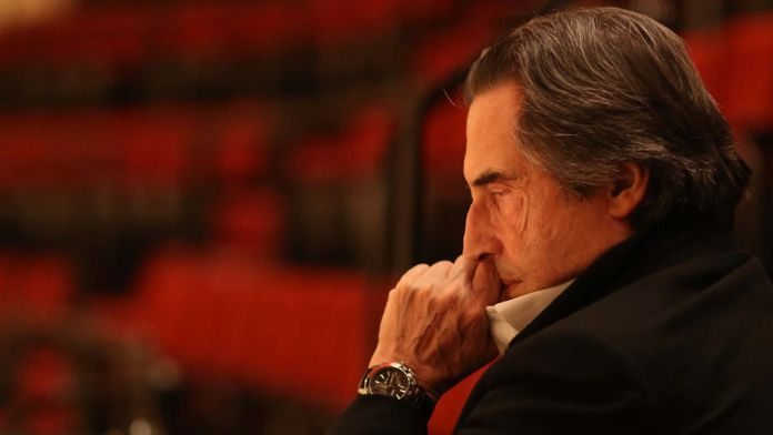 Schubert et Verdi dirigés par Riccardo Muti