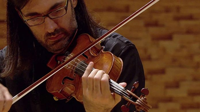 Prokofiev - Concerto pour violon n°2 dirigé par Valery Gergiev