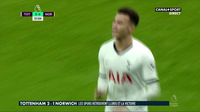 Le recap Tottenham - Norwich