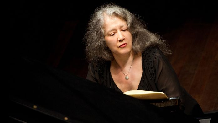 Martha Argerich, Conversation nocturne