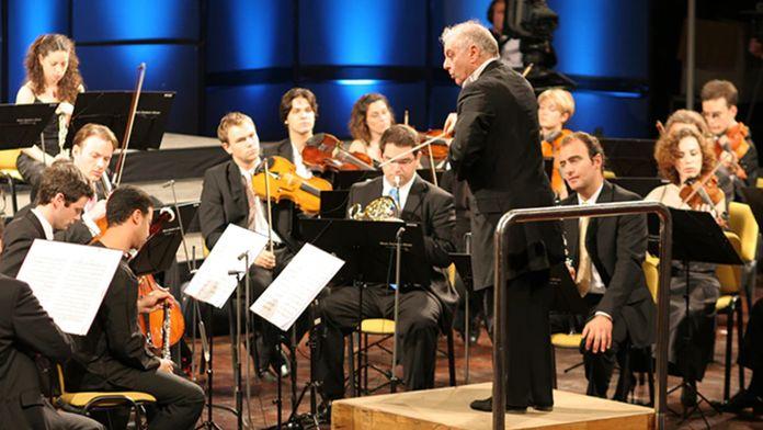 Beethoven - Symphonie n°9 dirigée par Daniel Barenboïm