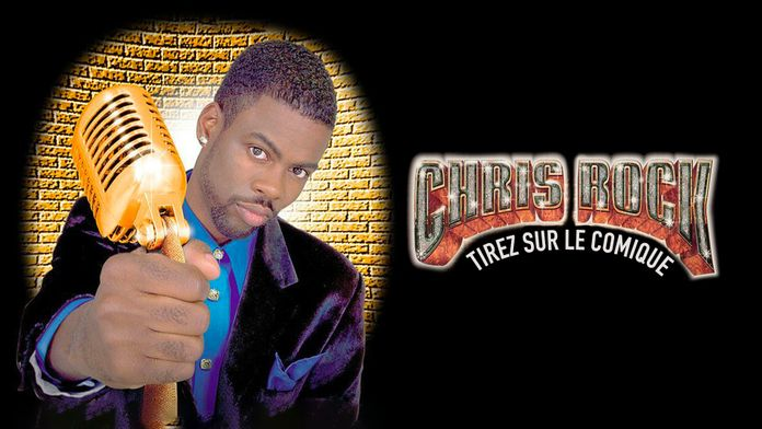 Chris Rock : Tirez sur le comique