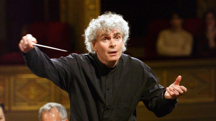 Bartók - Concerto pour violon n°2 dirigé par Sir Simon Rattle
