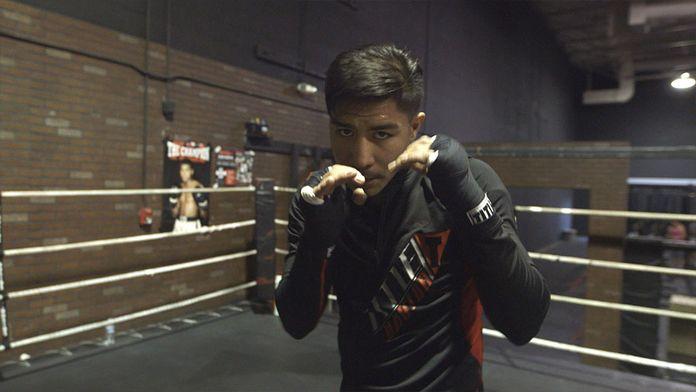 Le régime d'un boxeur