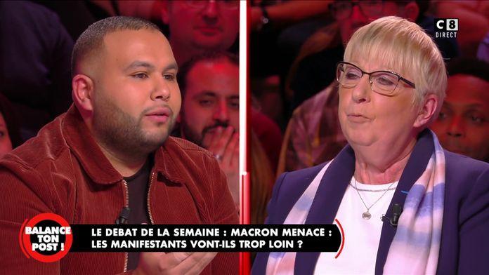 """Anass, cheminot à Claire O'Petit, députée LAREM : """"J'ai pitié pour les gens qui ont voté pour vous"""""""