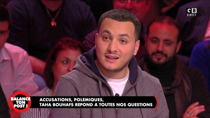 Taha Bouhafs revient sur sa décision de se rendre au théâtre des Bouffes du Nord