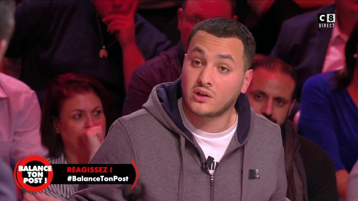 """Taha Bouhafs fait passer un message : """"J'ai fait des erreurs, mais j'ai encore beaucoup à apprendre"""""""