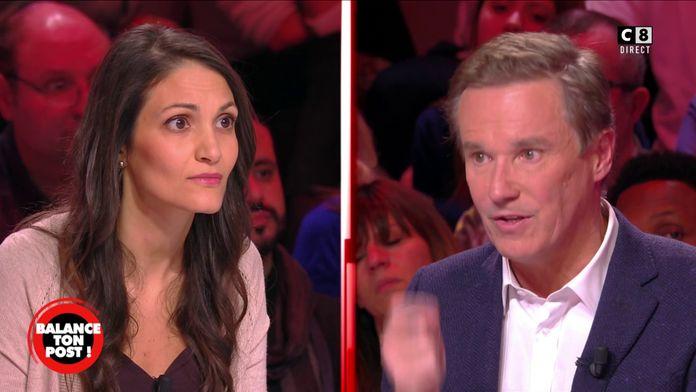 """Nicolas Dupont-Aignan à Feiza Ben Mohamed : """"Vous prêchez la haine"""""""