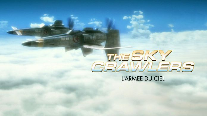 The Sky Crawlers : l'armée du ciel