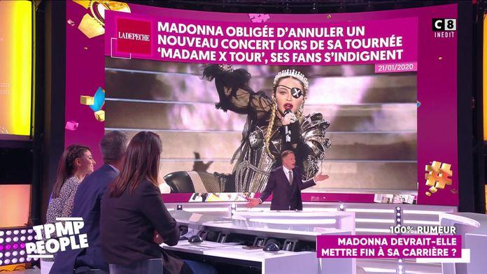 Madonna devrait-elle mettre fin à sa carrière ?