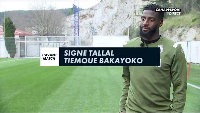 Interview de Tiémoué Bakayoko