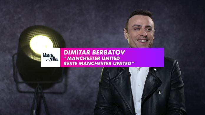Interview de Dimitar Berbatov