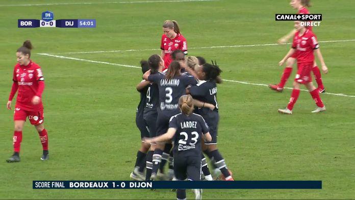 Le résumé de Bordeaux / Dijon