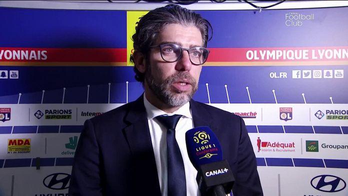 Juninho revient sur les dossiers Lucas Tousart et Bruno Guimarães