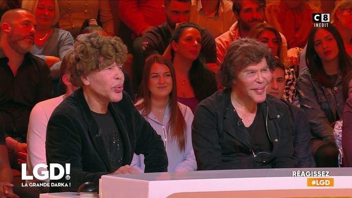 Les frères Bogdanov confirment qu'ils n'ont jamais fait de chirurgie esthétique