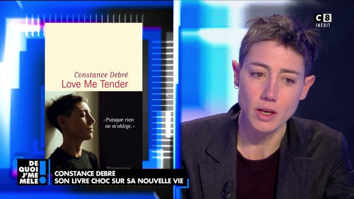 """""""Love Me Tender"""" Le nouveau roman autobiographique de Constance Debré"""