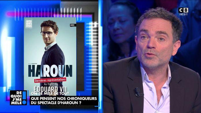Haroun : L'humoriste sans aucun tabou