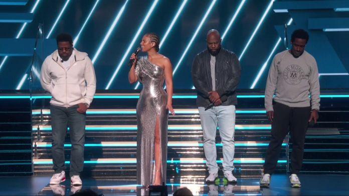 Hommage à Kobe Bryant - Grammy Awards 2020