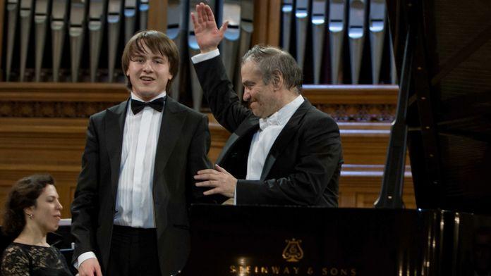 Prokofiev - Concerto pour piano n°1, interprété par Daniil Trifonov