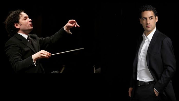 Celebración, concert dirigé par Gustavo Dudamel