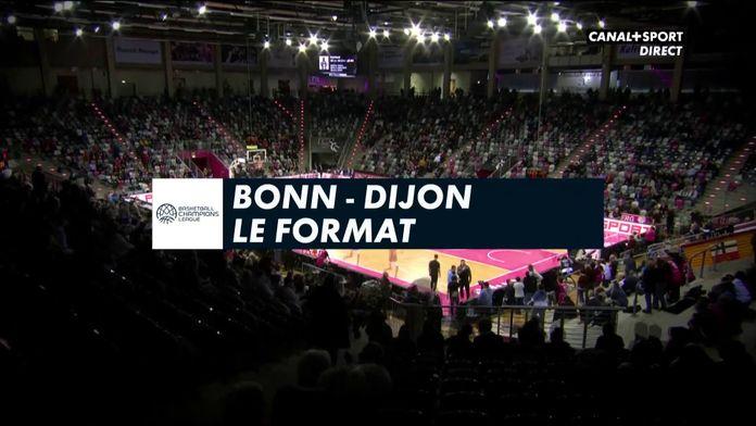 Le grand format de Bonn / Dijon