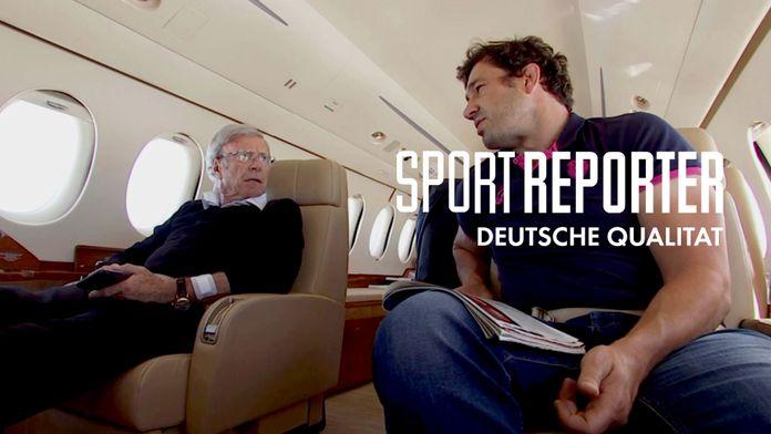 Sport Reporter : Deutsche Qualität - Les coulisses du Stade Français