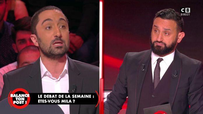 """Jimmy Mohamed : """"Je ne suis pas Mila, mais je ne cautionne pas son harcèlement"""""""