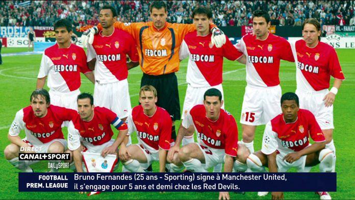 Monaco, les finalistes de 2004 aux commandes !