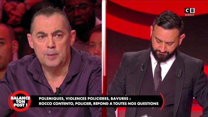"""Rocco Contento, policier : """"Mes collègues en ont marre !"""""""