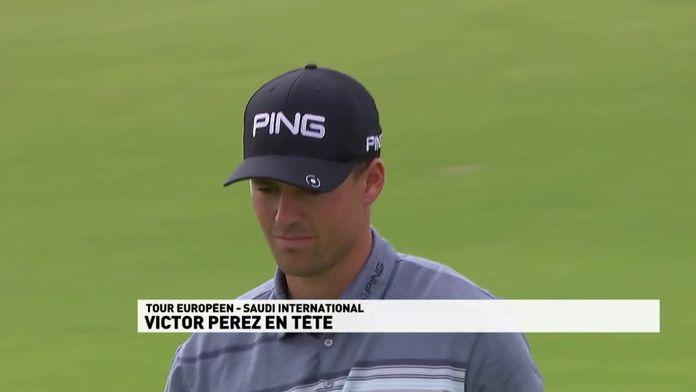 Victor Perez en tête