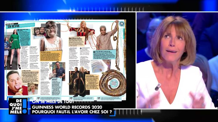 Guinness World Records 2020 : Le livre des records emblématique à avoir chez soi !