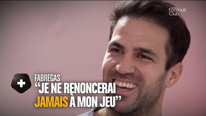 Interview de Cesc Fàbregas