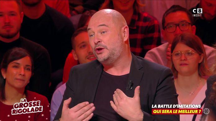Quand Cauet imite Jean-Marie Bigard