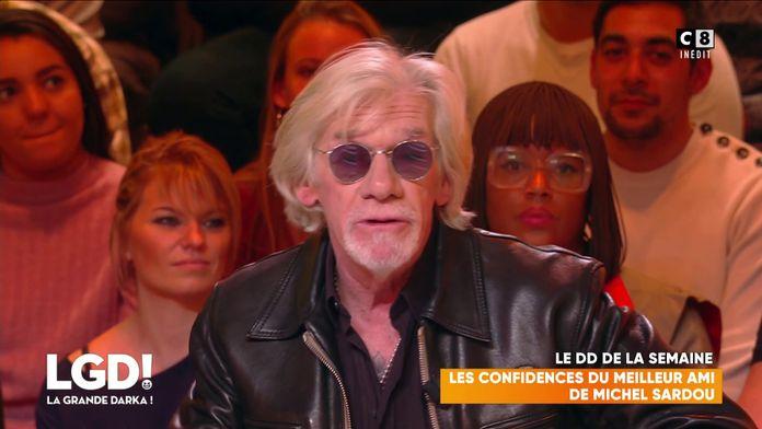Les confidences de Pierre Billon le meilleur ami de Michel Sardou qui a fêté ses 73 ans !