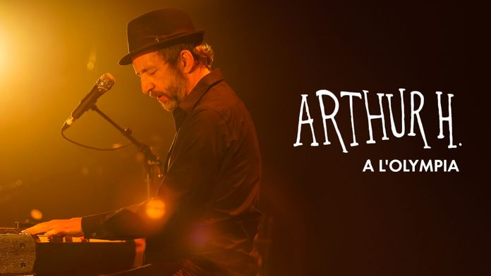 Arthur H à l'Olympia