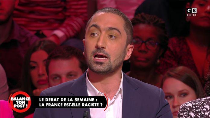 """Jimmy Mohamed : """"Je pense que la France est très raciste"""""""