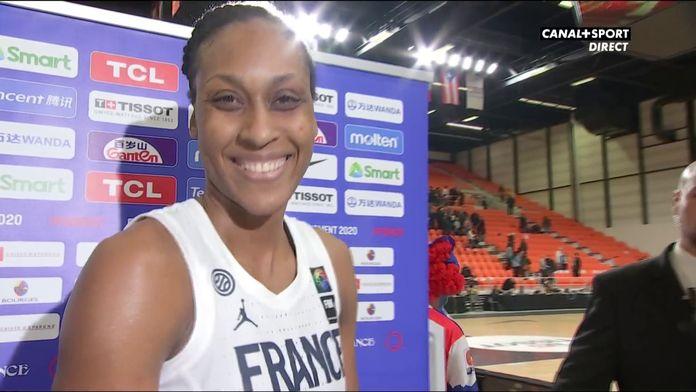 Les réactions des Bleues après France / Australie : TQO Femmes 2020