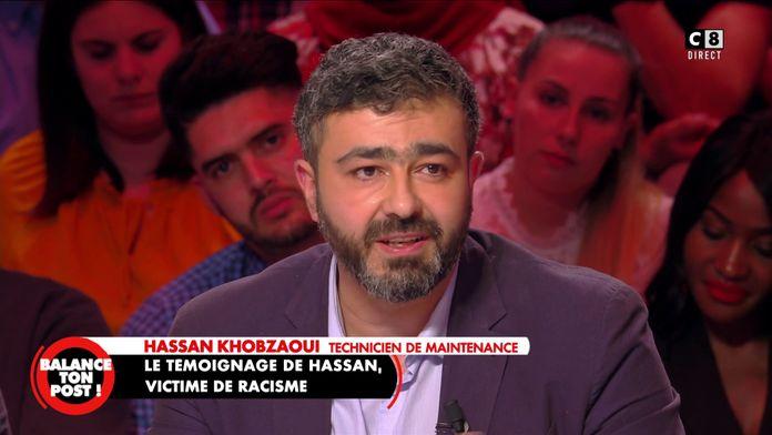 Hassan Khobzaoui français d'origine maghrébine peine à trouver du travail à cause de son nom