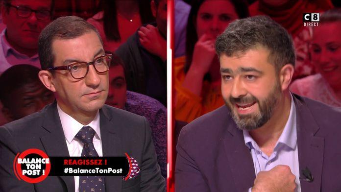 Hassan Khobzaoui français d'origine maghrébine interpelle Jean Messiha sur ses origines