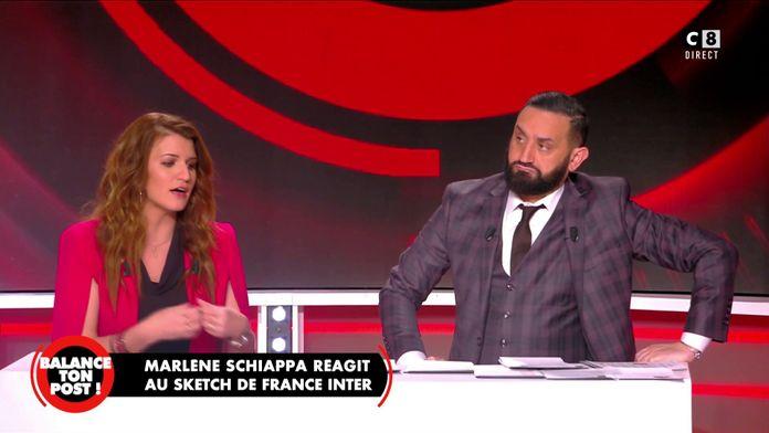 Marlène Schiappa  réagit à la chronique de Frédéric Fromet sur France Inter