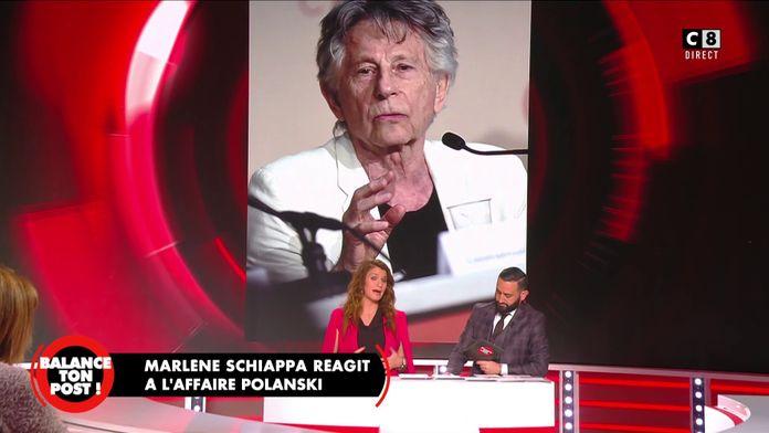 """Marlène Schiappa au sujet de Roman Polanski : """"Je suis choquée de sa nomination aux César"""""""