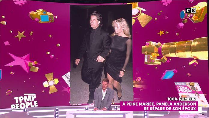 Après 12 jours de mariage, Pamela Anderson se sépare de son époux