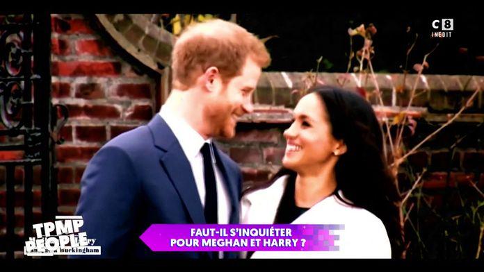 Faut-il s'inquiéter pour Meghan et Harry ?